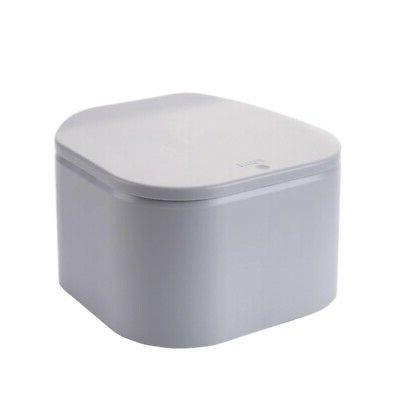 Desktop Mini Can Press-type Plastic Garbage Can