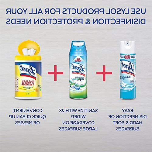 Lysol Spray, Linen,
