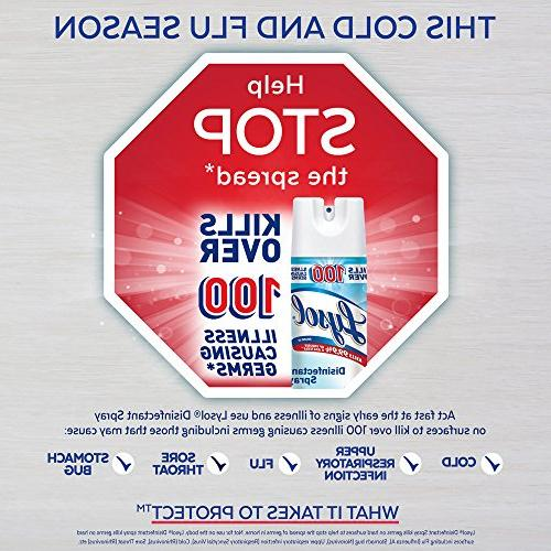 Lysol Disinfectant Linen,