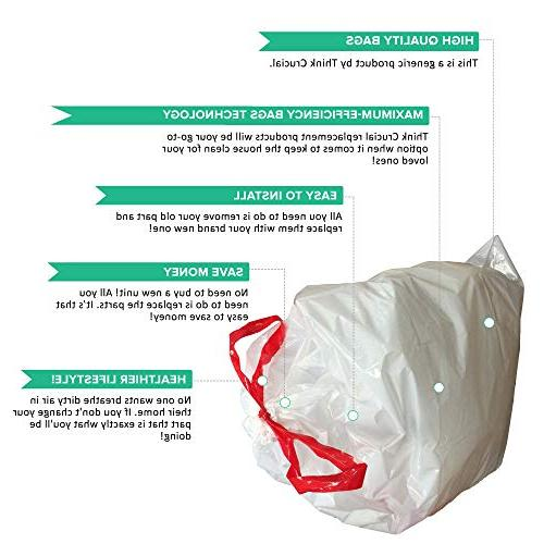 Think Garbage Bags Fit 13-17 Gallon
