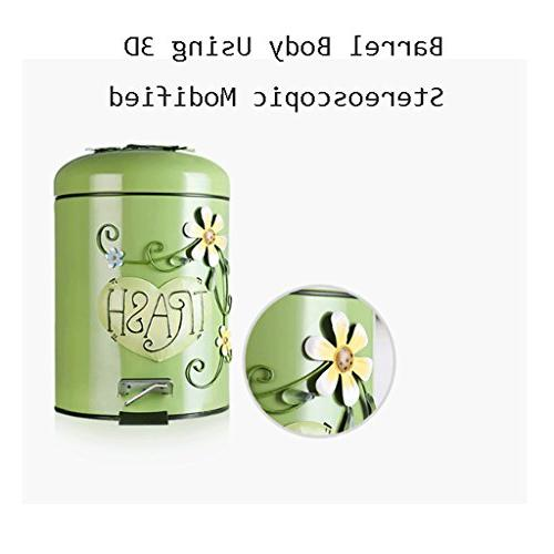 Household with Type Layer Room Kitchen Bathroom Bin,Waste Container,Garbage Can