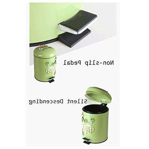 LF Household Type Room Kitchen Bin,Waste Container,Garbage