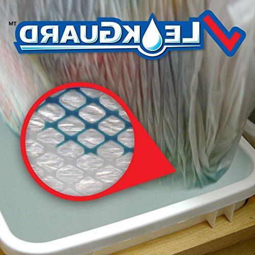 Glad Kitchen Drawstring Trash - Gain Original and Febreze - Gallon Count - Pack