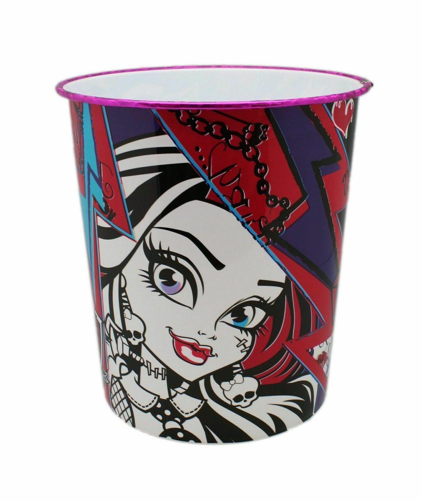 Monster High Garbage For Girls Trash Home
