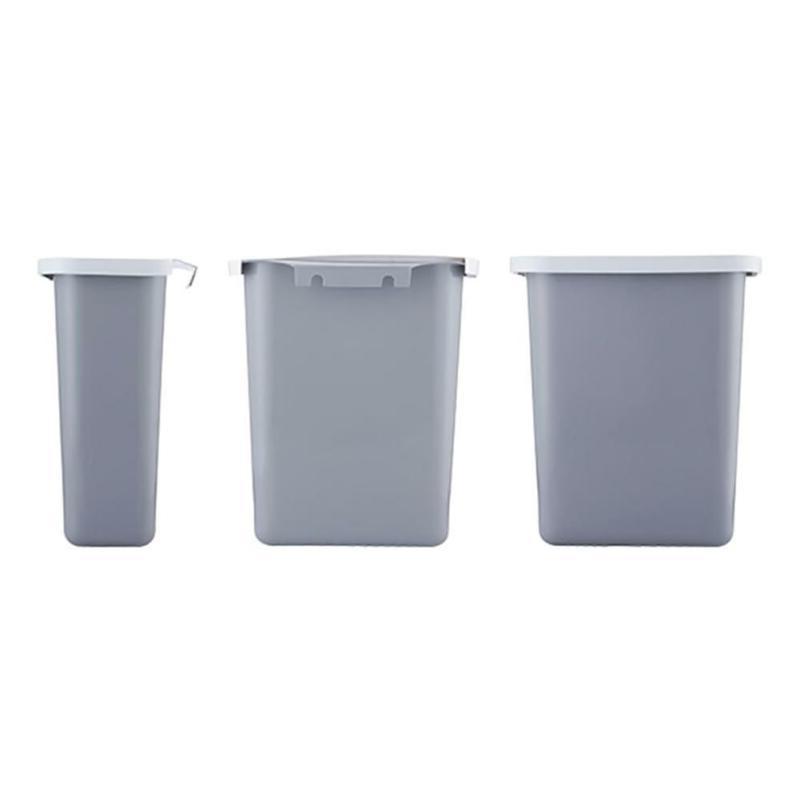 Garbage Door Trash Hanging Storage Bin Cans Home