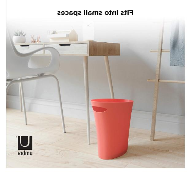Garbage Can for Narrow Umbra Skinny Coral