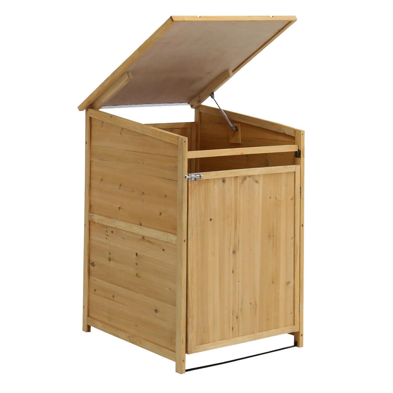 Garbage Storage Horizontal Organizer