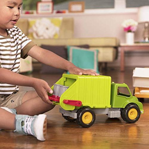 Battat - Truck with 2 Bins and Toy for 18m+