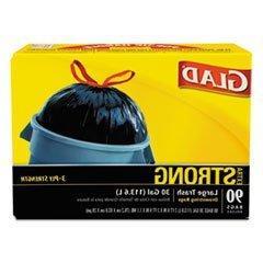glad 70313 drawstring trash bags