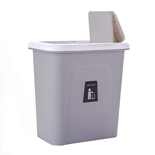 kary chef Can,Small Cabinet Kitchen Trash Can,Garbage Canfor Automatic