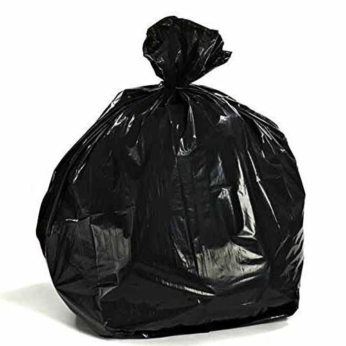 Heavy Duty 42 Gal 3 mil Contractor Trash Bags, 50/Case Garba
