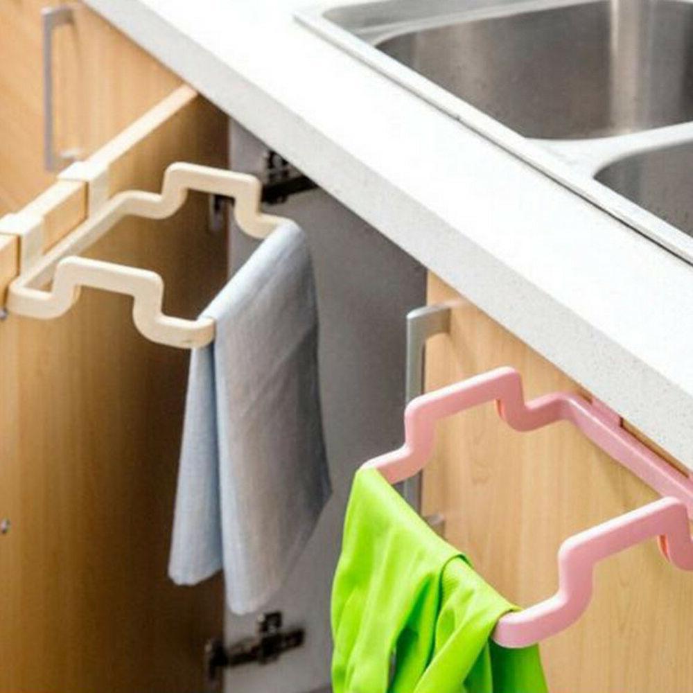 JW_ Kitchen Basket Hanging Can Waste Novel