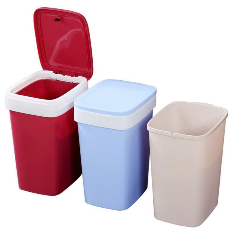 automatic garbage bag replacement trash can home