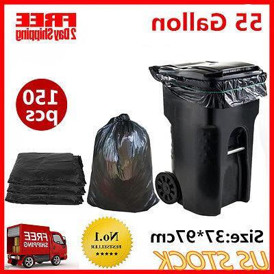 New 80 Gallon Can Bags Yard MX