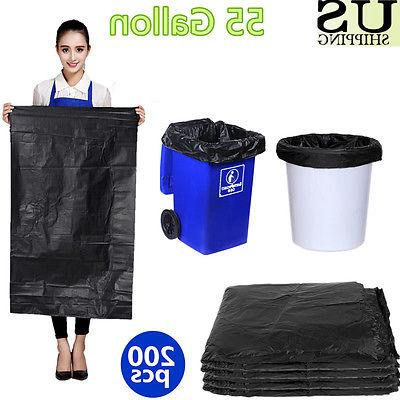 New Large 33 Gallon Commercial Bags Duty Yard MX