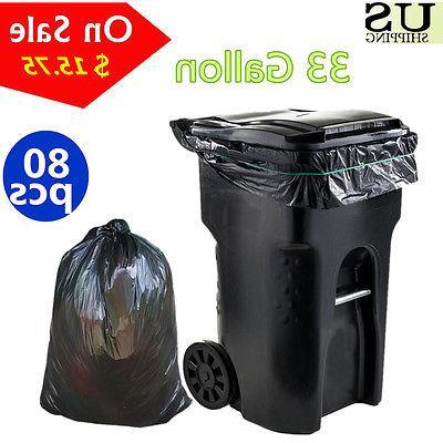 New Gallon Can Bags Garbage Yard MX