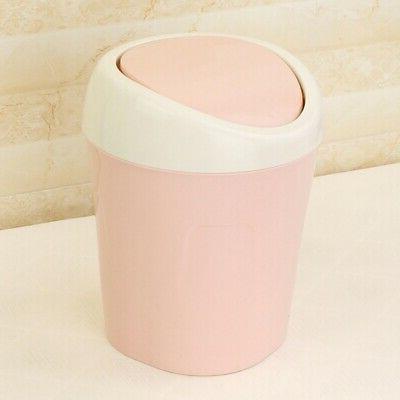Small Garbage Plastic Swing Bathroom Kitchen