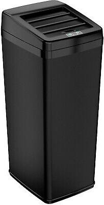 ITouchless Automatic Sensor Trash Can Garbage Kitchen Slidin