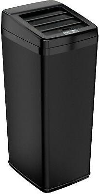 ITouchless Trash Can Garbage Waste Automatic Sensor Sliding