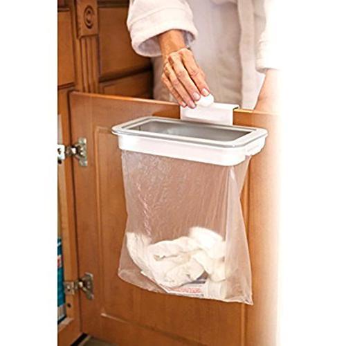 Aland Cabinet Door Basket Trash Can Waste Bin Garbage Tool