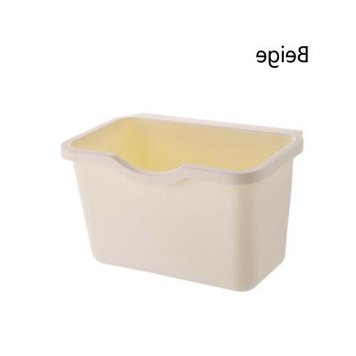 Kitchen Cabinet Basket Hanging Waste Bin Box