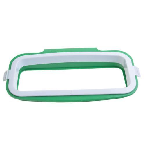 Plastic Holder Garbage Trash Bag Box Door