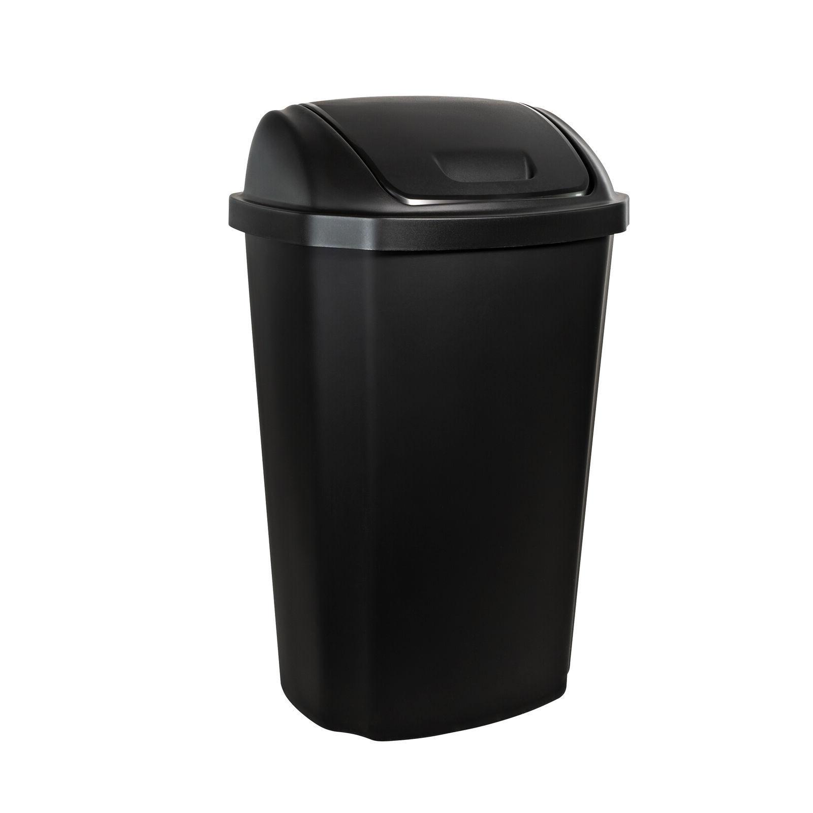 Kitchen Trash Gal Black Waste