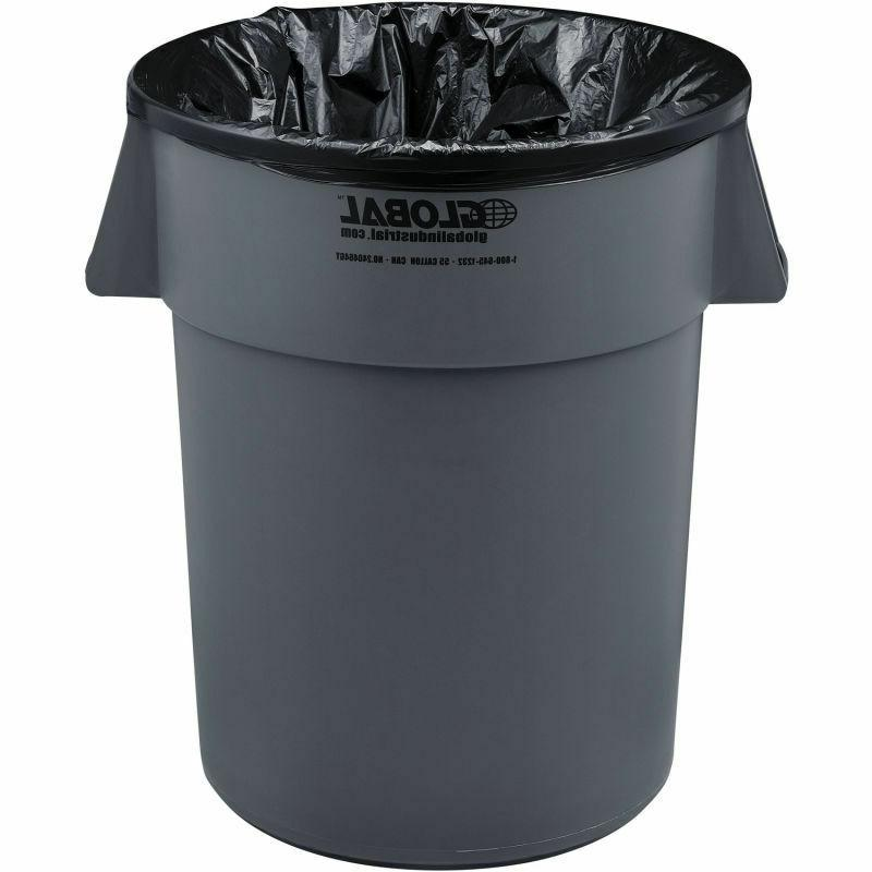 Large Trash Container 55 Receptacle