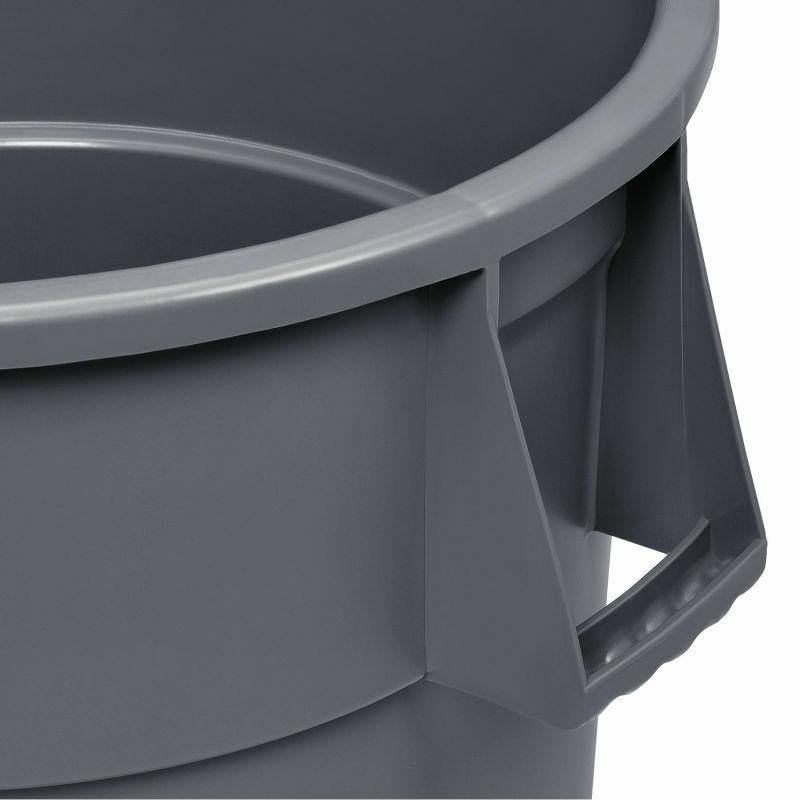 Large Plastic Receptacle Can NEW