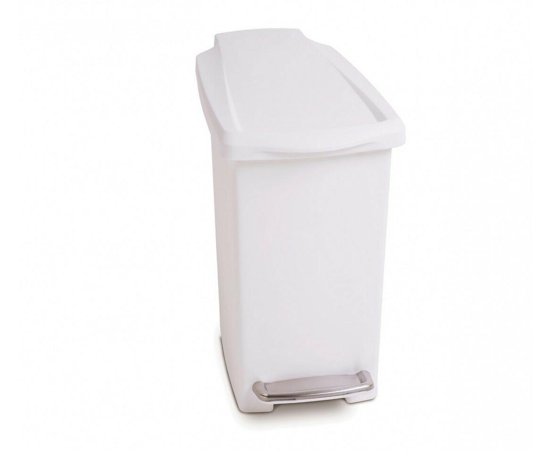 Simplehuman 10L-Liter / 2.6-Gallon Slim Step Trash Can