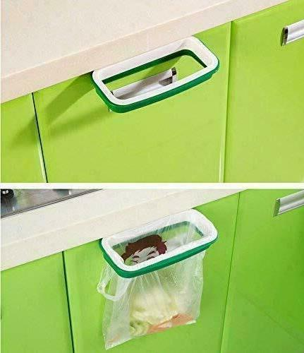 Lunies Hanging Bag for Cupboard Green and