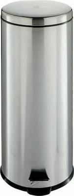 Homebasix LYP30F3-3L Stainless Steel 8 Gallon Garbage Can