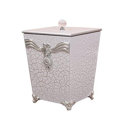 mdf garbage can
