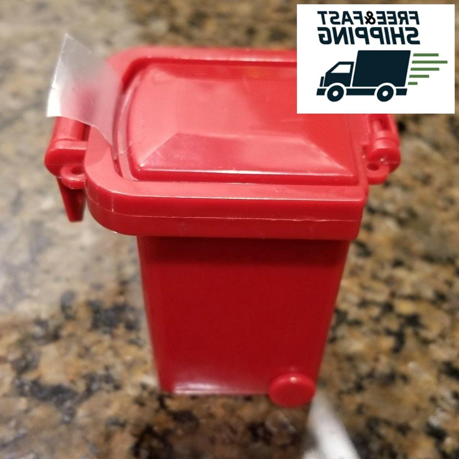 Original Vehicle Bin Trash Can Toy Toddlers