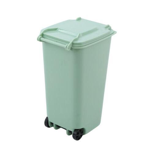 Mini Trash Can Waste D