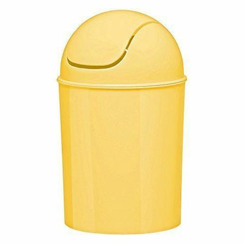 Umbra Small Garbage Can Plastic Swing Lid