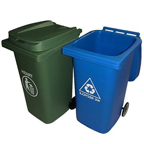 Mini Trash Holder Set