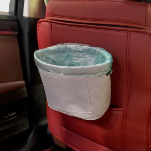 Multi-color Hanging Car Bag Can Waterproof Litter Bag