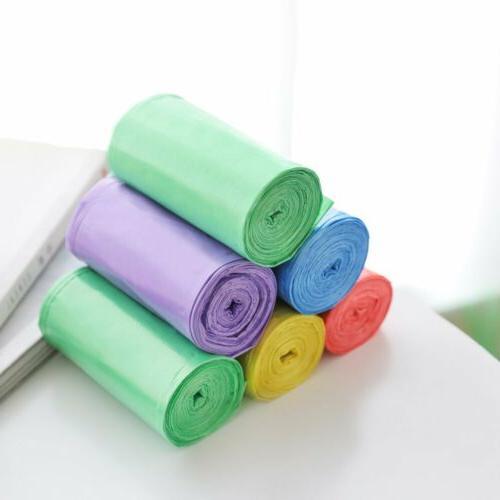 Multi-color Trash Bags Bathroom Office Bag K