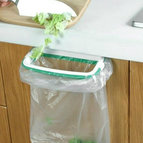 Multi-function Door Garbage Bag Trash Can Storage Rack Bracket