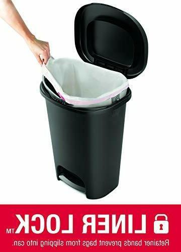 NEW 2019 Lid Trash Home, Kitchen, &