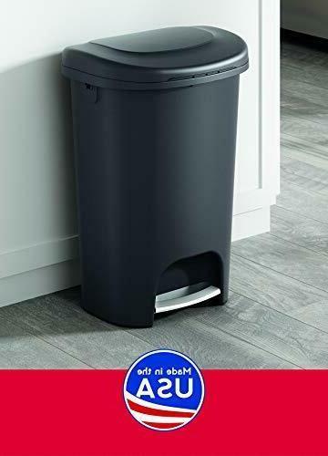 NEW VERSION Lid Trash Kitchen, &
