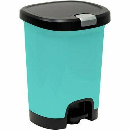 New 7gal On Can Garbage Plastic