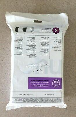 NEW 9-12 Liners Garbage Bags Pack
