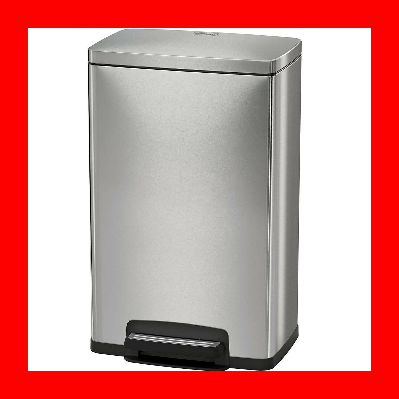 new stainless steel freshener 13 gallon step