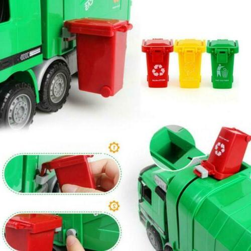 New Trash Garbage Container Children Kids Toys Props