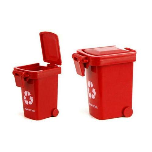 New Garbage Container Toys Props