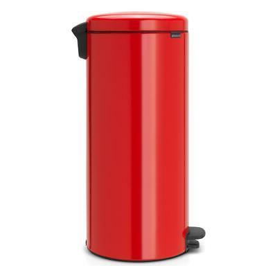 newicon pedal bin wastepaper garbage can trash