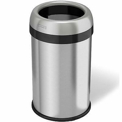 ol13str dualdeodorizer round open trash