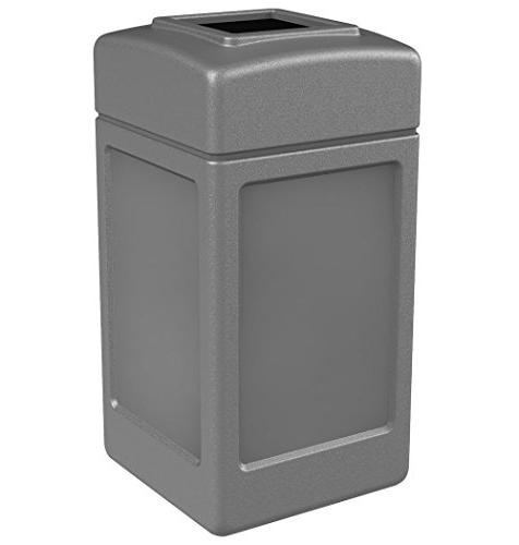 outside trashcan waste container bin